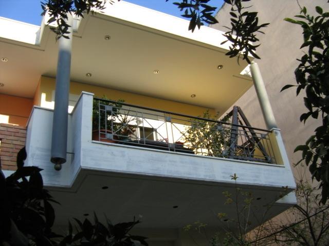 Ανακατασκευή δυόροφη κατοικία στο Φάληρο
