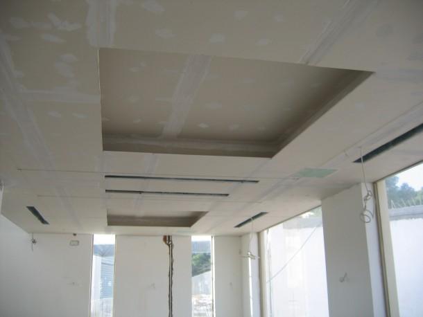 Κατασκευή οροφής