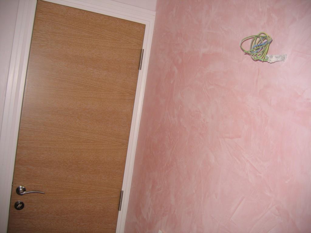 Μονοκατοικία στον Ν.Βουτζά Αττικής Τεχνοτροπίες χρωμάτων
