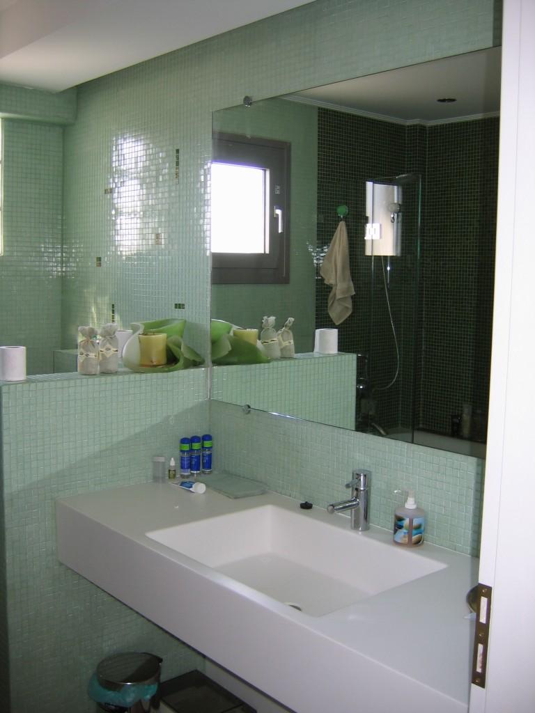 Ανακαίνιση μπάνιου στο Π.Φάληρο