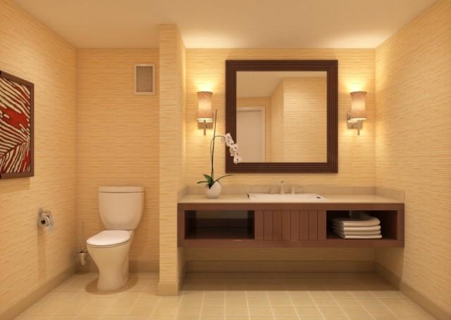 Μεγαλώστε το μικρό σας μπάνιο