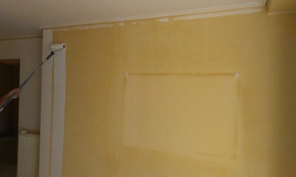 Ανακαίνιση βάψιμο σπιτιού