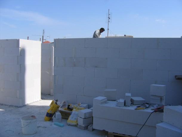 Χτίζοντας με Ytong block