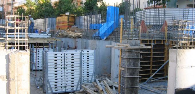 Κατασκευές μπετόν το Α και το Ω της οικοδομής