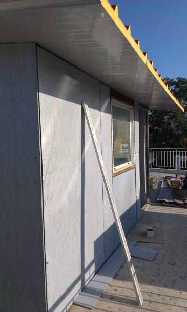 Ανακαίνιση ρετιρέ με αλλαγή στέγης στο Μαρούσι