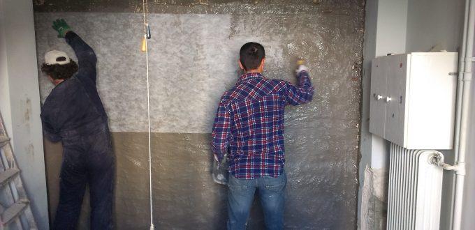 Στεγάνωση τοίχου