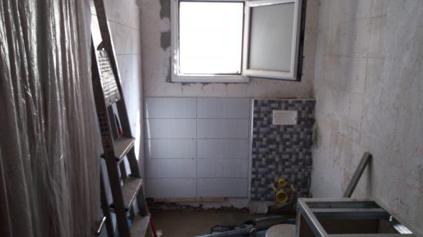 Ανακαίνιση μπάνιου στο Χαλάνδρι