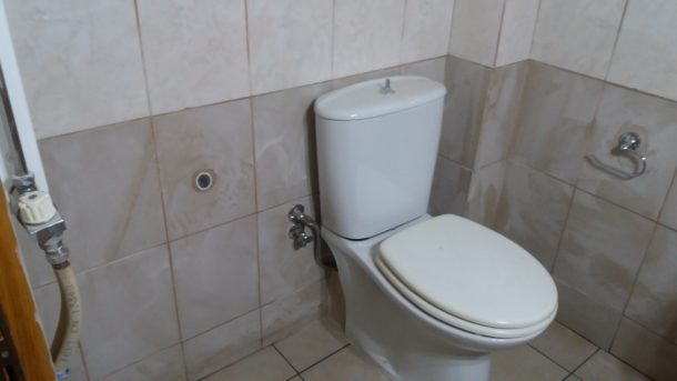 Μερική ανακαίνιση μπάνιου