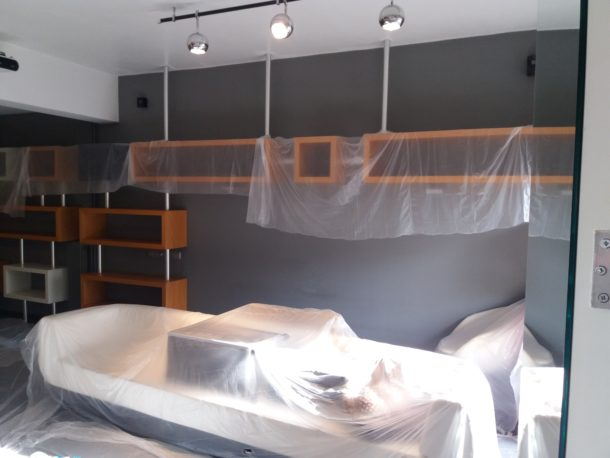 Επισκευή εσωτερικών χώρων σε διαμέρισμα
