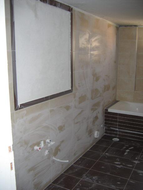 Ανακαίνιση μπάνιου Πεύκη