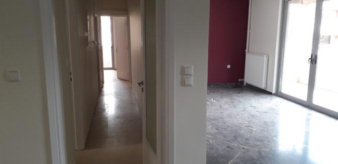 Ανακαινίζοντας ένα διαμέρισμα στο Μαρούσι