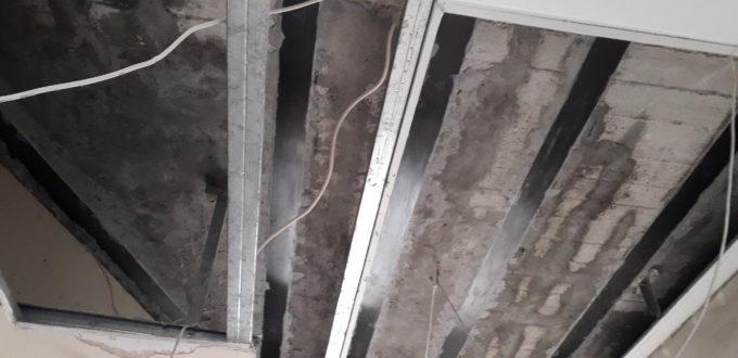 Ενίσχυση πλάκας σκυροδέματος με ανθρακοελάσματα